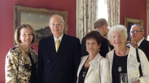 CeCe Foxley, Anthony Kennedy, Anne Erickson, and Ruth Novak
