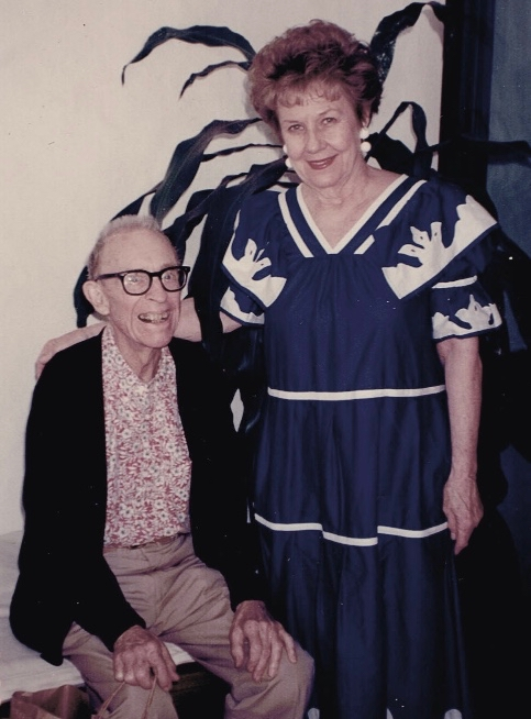 George Orton Elmore and Mona Marie Elmore