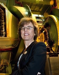 Barbara Jacak, Ph.D. - Director of the Nuclear Science Division
