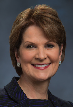 Marilyn A. Hewson, Chief Executive Officer and President, Lockheed Martin Corporation