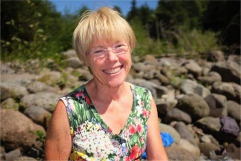 Jill Josselyn- software engineer and oceanographer